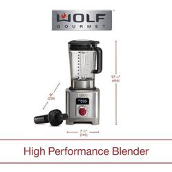 Wolf high performance blender for Sale in Duluth,  MN
