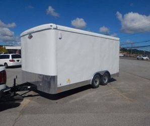 Professional 2019 Cargo Mate 3k miles for Sale in Blacklick,  OH