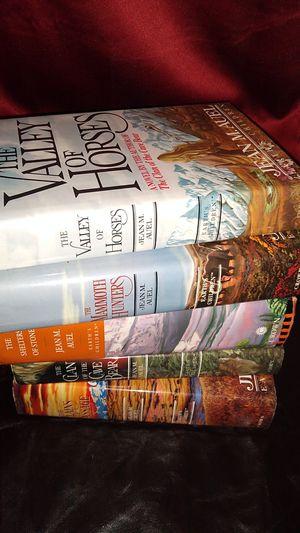 JEAN M.AUEL BOOK SET for Sale in KINGSVL NAVAL, TX