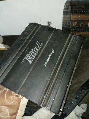 Amplificador for Sale in Moreno Valley, CA