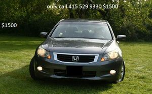 Absolutely Perfect 2008 Honda Accord EX-L Price$1500 for Sale in San Diego, CA
