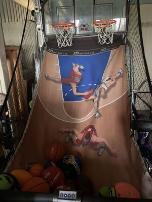 MD Pro Court Basketball Hoop for Sale in BETHEL, WA