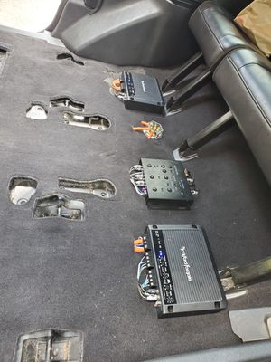 Car audio installation for Sale in Houston, TX