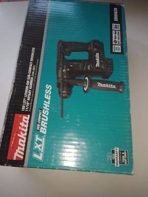 Makita rotary hammer brushless for Sale in Los Angeles, CA
