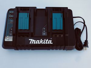 Makita 18-Volt Lithium-Ion Dual Port Rapid Optimum Charger for Sale in Phoenix, AZ