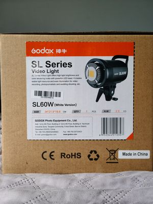 Video Light Godox SL-60W Light *NEW* for Sale in West Haven, CT
