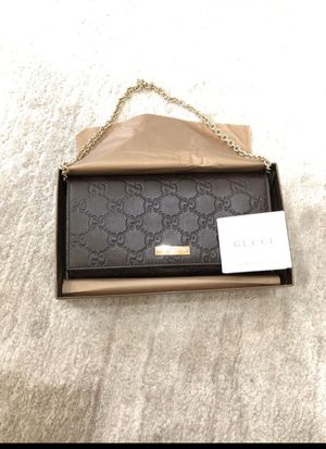 Gucci Chain Wallet - Brand New!!! for Sale in Redondo Beach, CA
