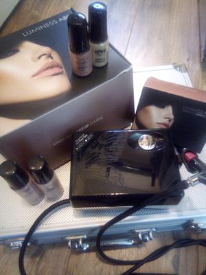 Luminess Air Brush Makeup System for Sale in Pacifica, CA