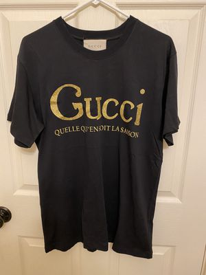 Gucci glitter print Tshirt for Sale in San Francisco, CA