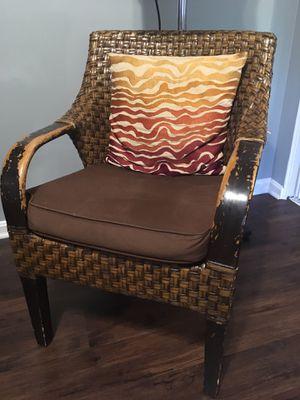 Wooden Woven Chair for Sale in Manassas, VA