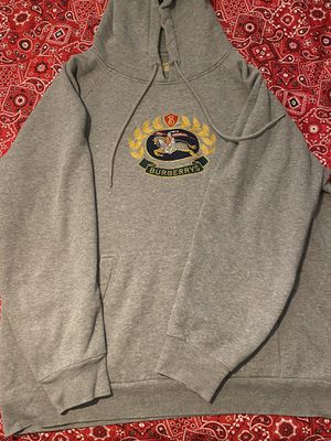Burberry Embroidered Hoodie Size Medium for Sale in Anaheim, CA