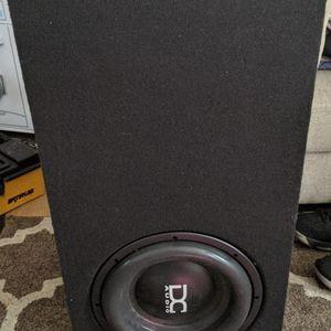 DC Audio XL 12 for Sale in San Diego, CA