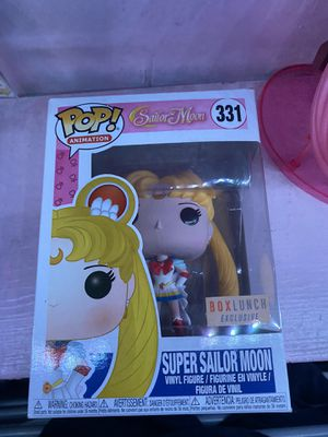 Super Sailor Moon Pop for Sale in Los Angeles, CA