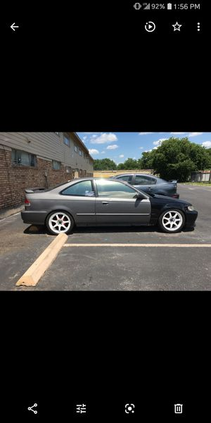 1999 honda civic coupe DX for Sale in San Antonio, TX