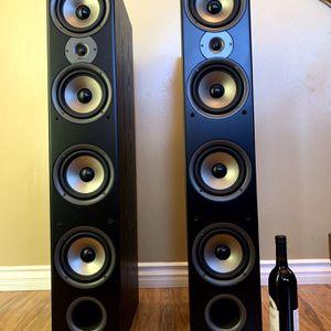 POLK MONITOR 70 SERIES II (tower floor standing) speakers Pair for Sale in Laguna Niguel, CA