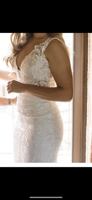 Pnina Tornai Wedding Dress! Price is Negotiable! for Sale in DEVORE HGHTS, CA