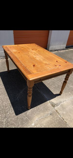 """60"""" x 38"""" dining table for Sale in Houston, TX"""