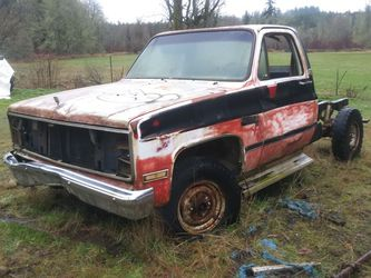 1985 GMC SIERRA 2500 4X4 PARTS TRUCK for Sale in Tumwater,  WA
