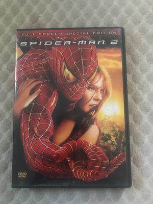Spiderman two movie for Sale in Benton Harbor, MI
