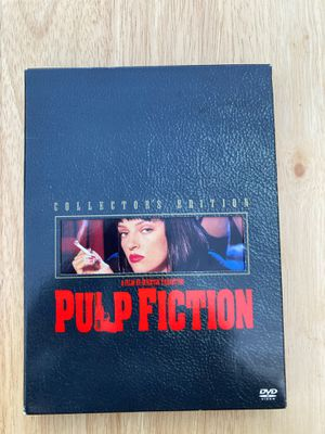 Pulp Fiction 2 disc special edition for Sale in Los Angeles, CA