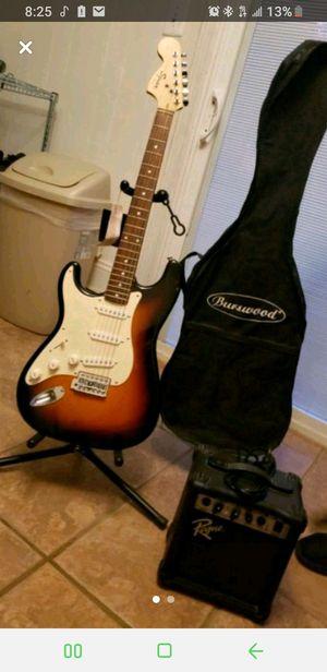 Left handed electric guitar for Sale in Woodbridge, VA
