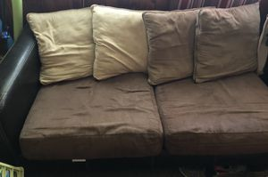 Part of a sectional couch for Sale in East McKeesport, PA