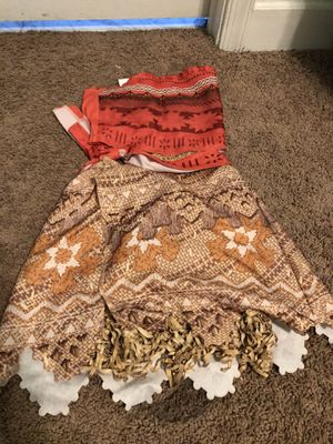Moana costume for Sale in Jupiter, FL
