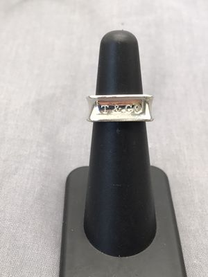 Tiffany & Co Square Sterling Silver 925 Ring Size 4 for Sale in Tempe, AZ