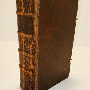 1788 Johann Friedrich Stark's Daily Manual in good and evil days. RARE for Sale in Phoenix, AZ