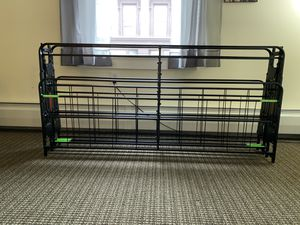 """Mainstays 7.5"""" Quad-Fold Metal Box Spring, Full for Sale in Lewiston, ME"""