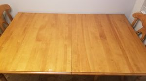 Wooden Kitchen Table for Sale in Denver, CO
