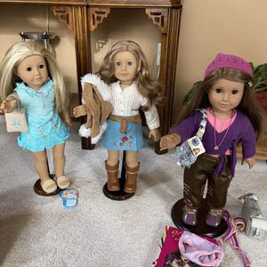 FULL American Girl Doll Lot for Sale in Issaquah, WA