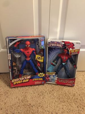 Spider-Man Figures for Sale in Federal Way, WA