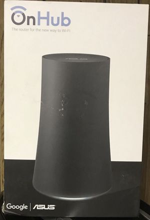 ASUS Google OnHub Dual band Wireless Ac1900 Router for Sale in GILLEM ENCLAVE, GA