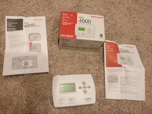 Honeywell Programmable Thermostat for Sale in Portland, OR