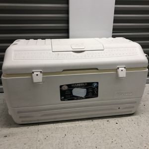 IGLOO MAX COLD COOLER 165qt (156 L) for Sale in Des Plaines, IL
