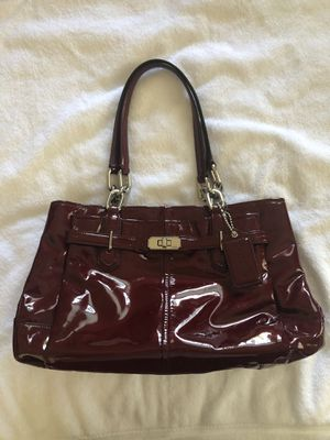 Patent leather purse for Sale in Mount Vernon, NY