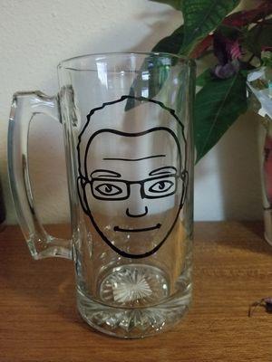 Custom bitmoji beer mugs for Sale in NC, US