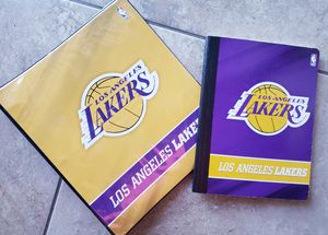 Los Angeles Lakers 🏀 NEW school supplies for Sale in Monrovia, CA