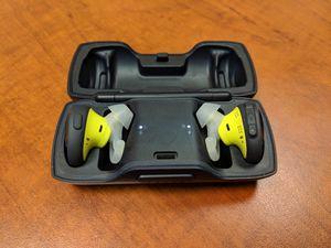 Bose SoundSport Free Wireless headphones for Sale in Vineland, NJ