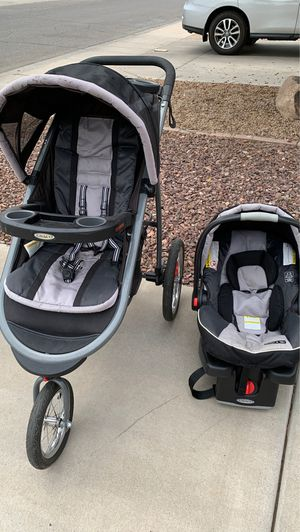 Graco car seat and stroller combo for Sale in Avondale, AZ