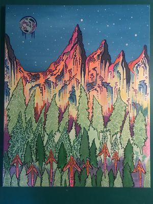 Trip mountain for Sale in Clio, MI