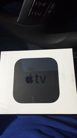 BRAND NEW 32G APPLE TV HD for Sale in San Diego, CA