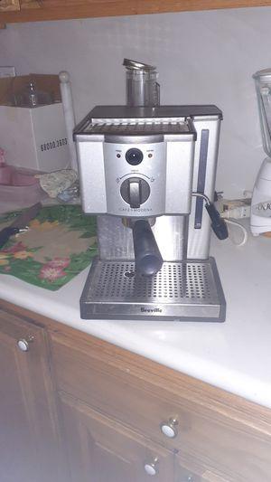 Breville espresso machine for Sale in Covina, CA