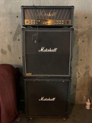 Marshall Mode Four full stack (1960 AV/B) for Sale in Los Angeles, CA