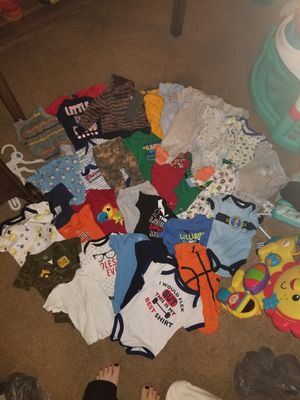 Baby boy clothes for Sale in Runnemede, NJ