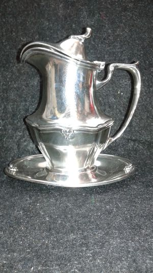 $17 Reed & Barton Creamer Silver Soldered for Sale in West Palm Beach, FL