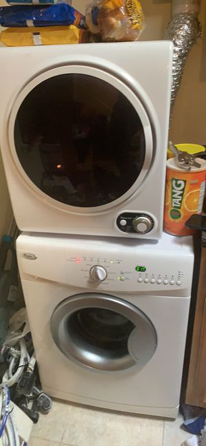 Washer and dryer need gone ASAP for Sale in The Bronx, NY