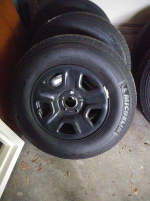 Jeep wheels for Sale in Deltona, FL