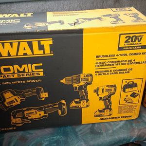 Dewalt 4 Tool Combo Set for Sale in East Providence, RI
